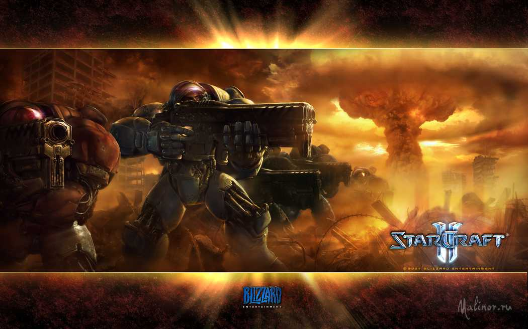 Starcraft2 logon XP