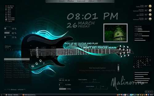 Skin Play for winamp
