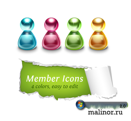 Member Icons