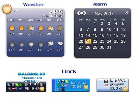 Weather Clock 4.2