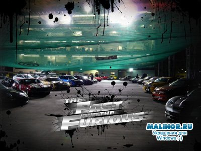 Fast & Furious 4 Wallpapers