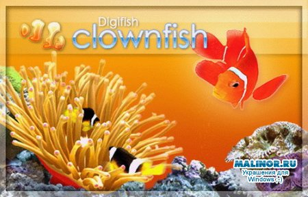 DigiFish Clownfish 1.0