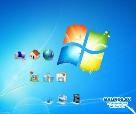 Windows 7 icons collection