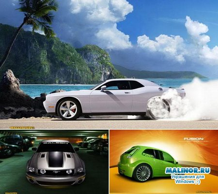 Super Cars №4 (HQ Wallpapers)