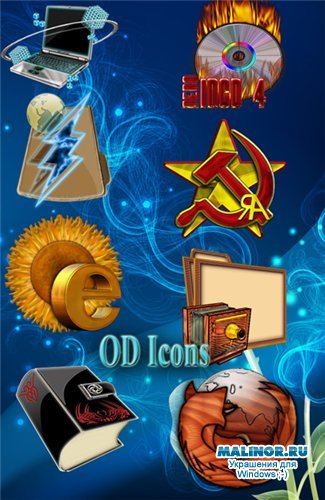 OD Icons Super Pack