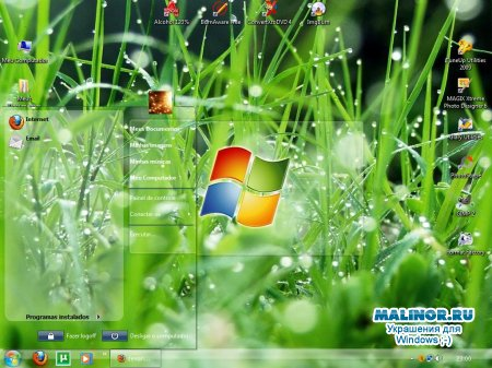 Windows 7 Fake pack