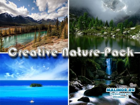 Creative Nature Pack
