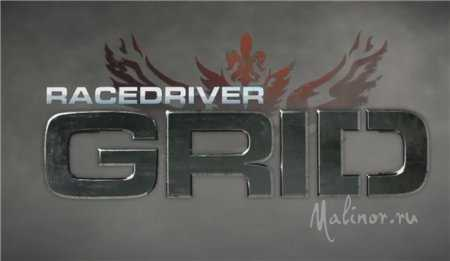 Race Driver GRID Screensaver