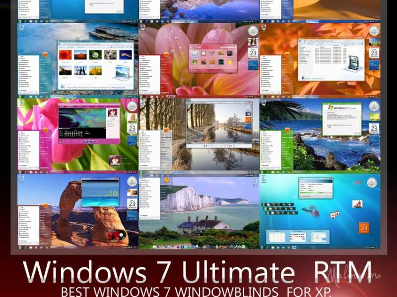 Windows 7 Ultimate RTM