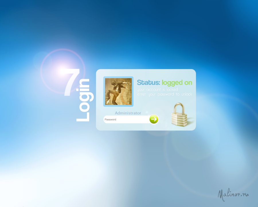 Windows 7 Login