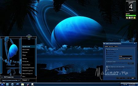 Blue Planet Theme by adelonic